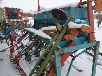 Sulky Reco - seed drill