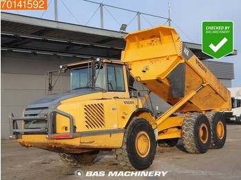 Volvo A25E BODY HEAT - FROM FIRST OWNER - articulated dumper