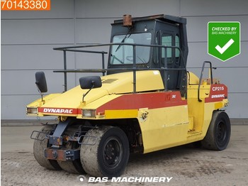 Dynapac CP215 NICE AND CLEAN PNEUMATIC ROLLER - roller