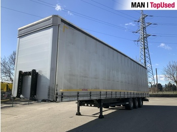 KOEGEL S24 - curtainsider semi-trailer