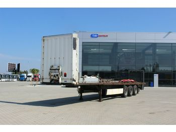 Curtainsider semi-trailer Krone SD 04 COMPLETE SEMI-TRAILER