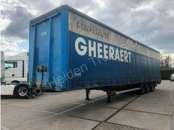 Vanhool 3B0062 | 1364x246x301 | 3x BPW  - curtainsider semi-trailer