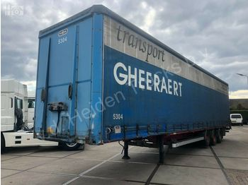 Vanhool 3B0062 | Liftas | 1364x246x301  - curtainsider semi-trailer