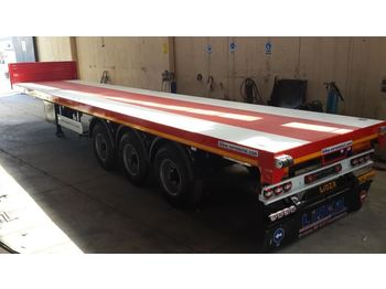 Dropside/ flatbed semi-trailer LIDER 2020 MODEL NEW DIRECTLY FROM MANUFACTURER FACTORY AVAILABLE READ: picture 1