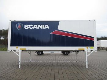 Swap body - box / - SCANIA BDF-Wechselkoffer neu
