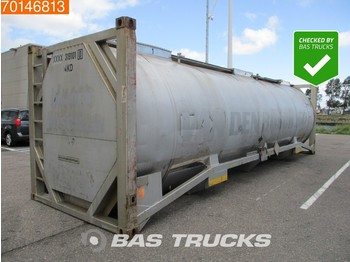 Schwingenschloge Chemical 30ft 30Ft 31.000Ltr 3 comp. 316 - swap body - box