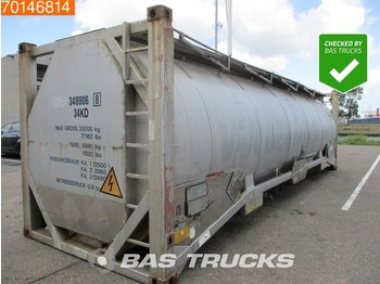 Schwingenschloge Chemical 30ft 30Ft 34.000Ltr 3Comp 316 - swap body - box