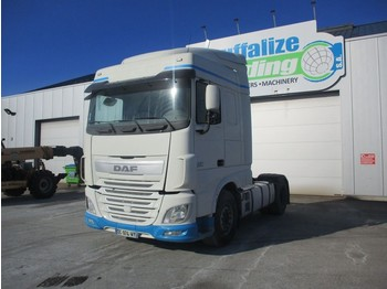 DAF XF 106.460 manual gearbox - Euro 6 - tractor unit