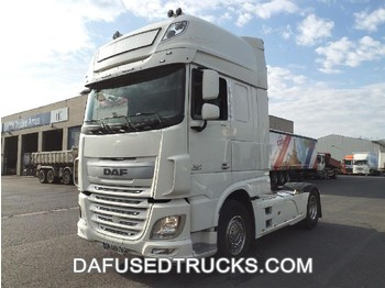 Tractor unit DAF XF 510 FT