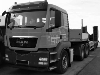 Tractor unit MAN MAN DOLL TGS26.540 - 6x4 BLS TGS26.540 - 6x4 BLS Panther low-loader semi