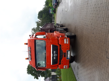 Tractor unit MAN TGS 4x4: picture 1