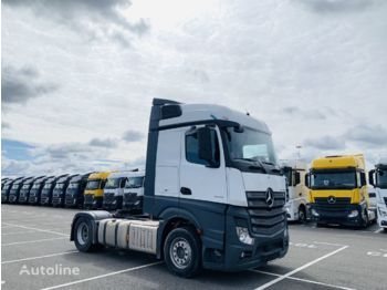 Tractor unit MERCEDES-BENZ 1845 Big Space Actros