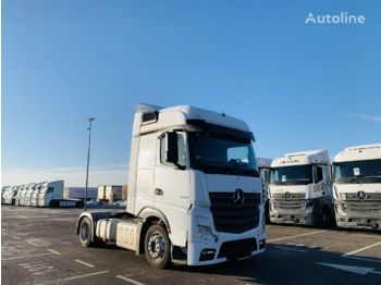 Tractor unit MERCEDES-BENZ 1845 Mega Big Space Actros