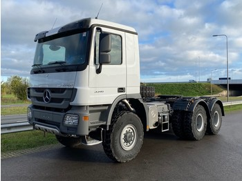 Mercedes-Benz ACTROS 3341 AS 6x6 3600 Tractor Head - tractor unit