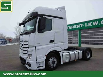 Tractor unit Mercedes-Benz Actros 1845 BIG SPACE, Achswaage, Retarder