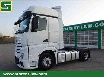 Tractor unit Mercedes-Benz Actros 1845 BIG SPACE, Xenon, Achswaage