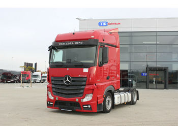 Tractor unit Mercedes-Benz Actros 1848 LSNRL, LOWDECK, EURO 6