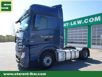 Tractor unit Mercedes-Benz Actros 1851 BIG Space, Retarder, Xenon