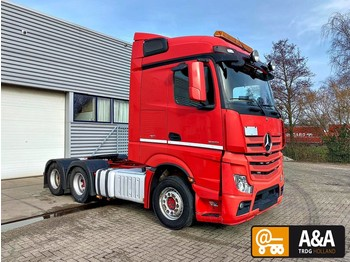 Mercedes-Benz Actros 2651 6X4 TRACTOR EURO 6 2016 - tractor unit
