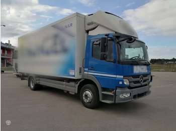 Mercedes-Benz Atego, no sleeping space  - tractor unit