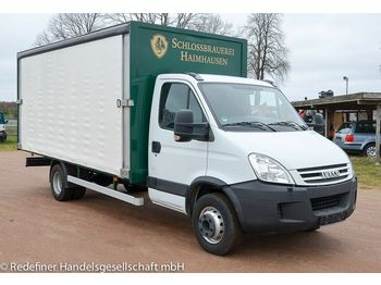 Iveco Daily 65C15 Zwillingsbereifung E4 Nutzlast 3to  - beverage truck