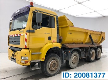 Tipper MAN TGA 35.390 - 8x4: picture 1