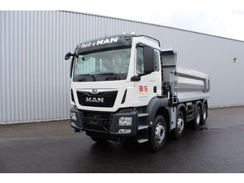 Tipper MAN TGS 35.460 8x4 BB